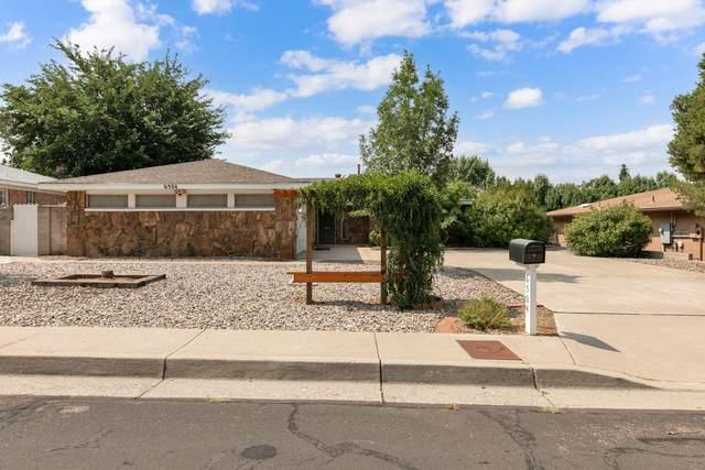 6504 Baker Avenue NE, Albuquerque, NM 87109 (MLS #997287) :: Sandi Pressley Team