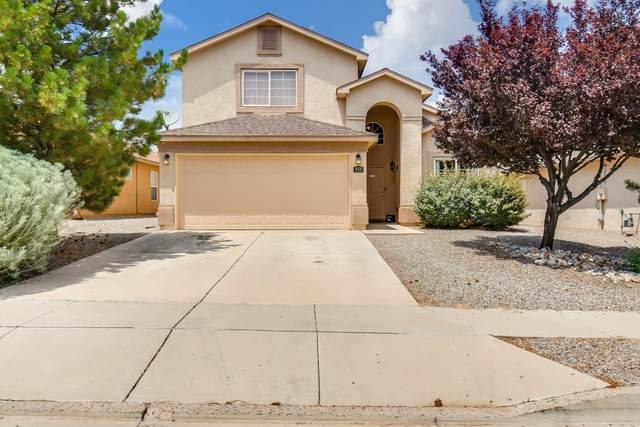 533 Peaceful Meadows Drive NE, Rio Rancho, NM 87144 (MLS #997293) :: Sandi Pressley Team