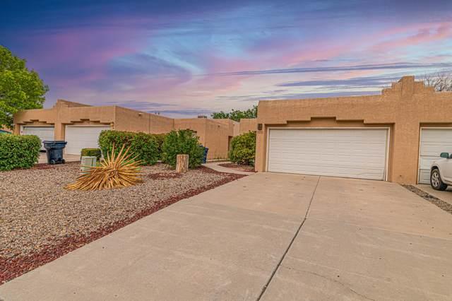 3252 Schumacher Street NW, Albuquerque, NM 87120 (MLS #997297) :: Sandi Pressley Team