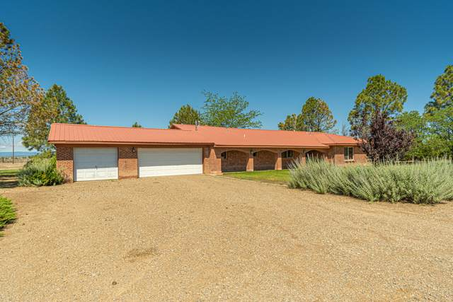 24 A Juanito, Moriarty, NM 87035 (MLS #997301) :: Campbell & Campbell Real Estate Services