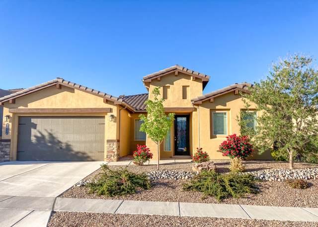 2632 Vista Manzano Loop NE, Rio Rancho, NM 87144 (MLS #997306) :: Keller Williams Realty