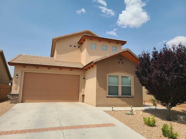 6305 Azaleas Road NW, Albuquerque, NM 87114 (MLS #997313) :: Sandi Pressley Team
