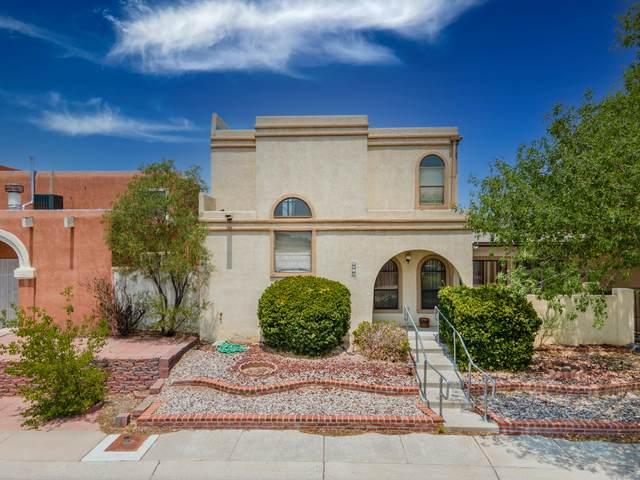 7617 Redwood Drive NW, Albuquerque, NM 87120 (MLS #997321) :: Sandi Pressley Team