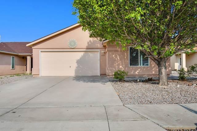 505 Deschutes Street SE, Albuquerque, NM 87123 (MLS #997322) :: Keller Williams Realty