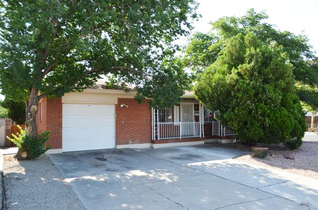 2700 Louisiana Boulevard NE, Albuquerque, NM 87110 (MLS #997334) :: Sandi Pressley Team