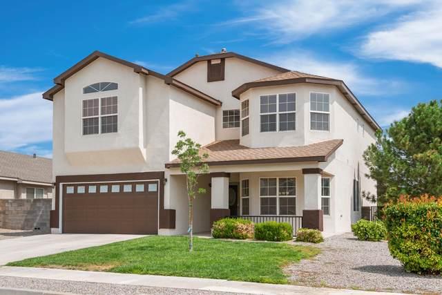 3401 Stony Meadows Circle NE, Rio Rancho, NM 87144 (MLS #997339) :: Sandi Pressley Team