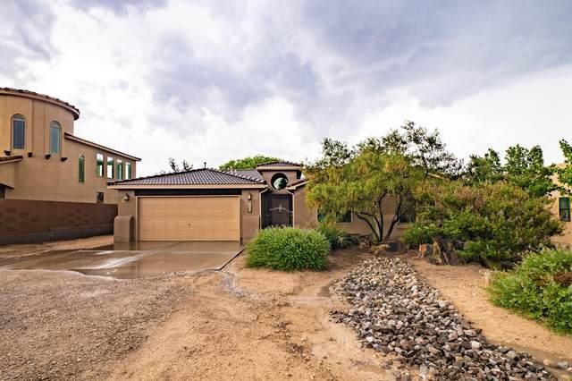 624 3RD Street NE, Rio Rancho, NM 87124 (MLS #997345) :: Sandi Pressley Team