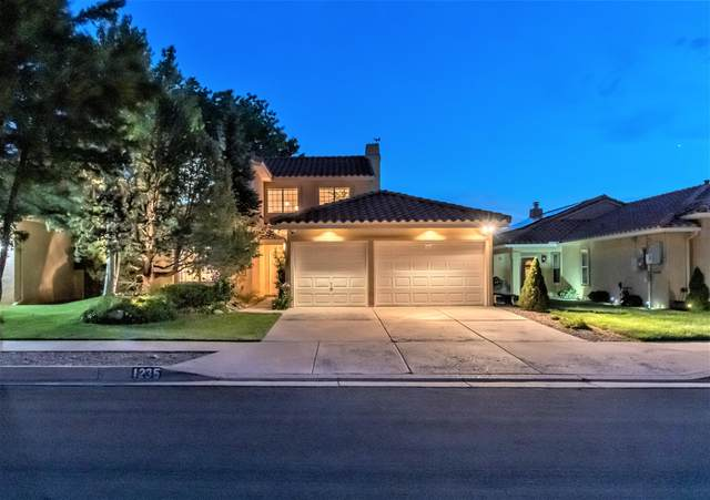 1235 Setter Drive NE, Albuquerque, NM 87112 (MLS #997347) :: Sandi Pressley Team