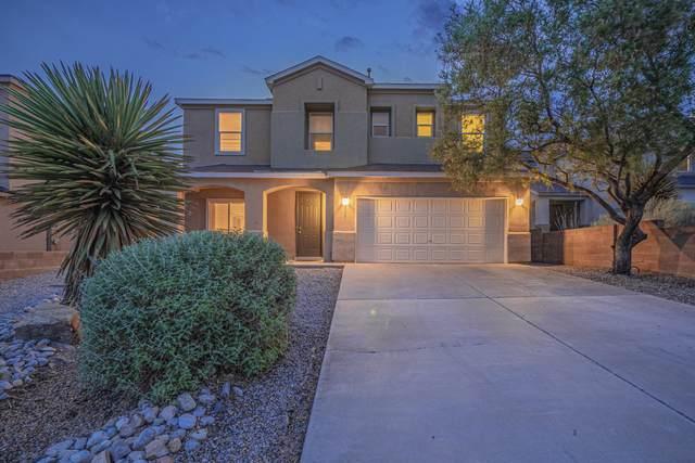 5307 Hobbs Court NE, Rio Rancho, NM 87144 (MLS #997348) :: Sandi Pressley Team
