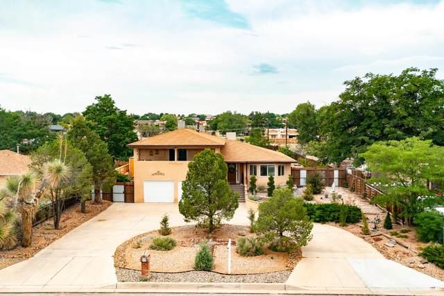 1417 33RD Circle SE, Rio Rancho, NM 87124 (MLS #997368) :: Berkshire Hathaway HomeServices Santa Fe Real Estate