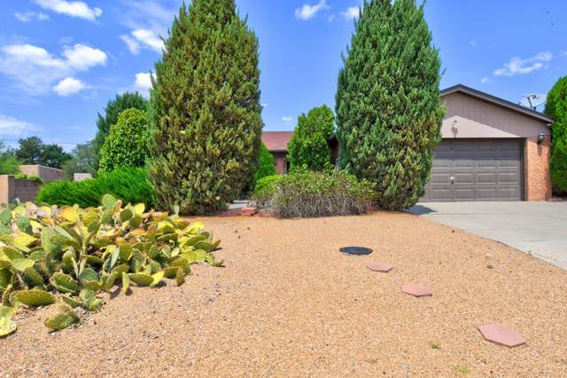 1445 34TH Circle SE, Rio Rancho, NM 87124 (MLS #997379) :: Sandi Pressley Team