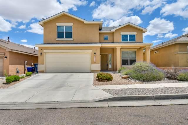 10416 Vallecito Drive NW, Albuquerque, NM 87114 (MLS #997384) :: Sandi Pressley Team