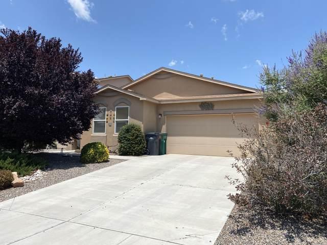 2233 Portafino Avenue SE, Rio Rancho, NM 87124 (MLS #997387) :: Sandi Pressley Team