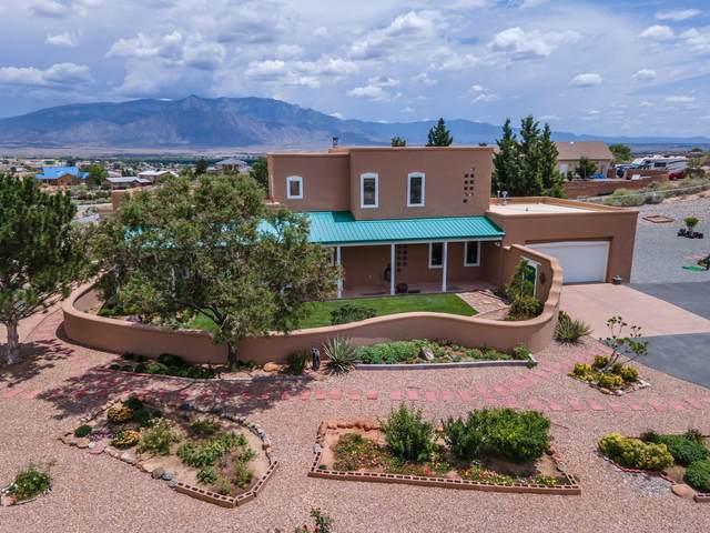 5345 Vera Cruz Road NE, Rio Rancho, NM 87144 (MLS #997392) :: Campbell & Campbell Real Estate Services