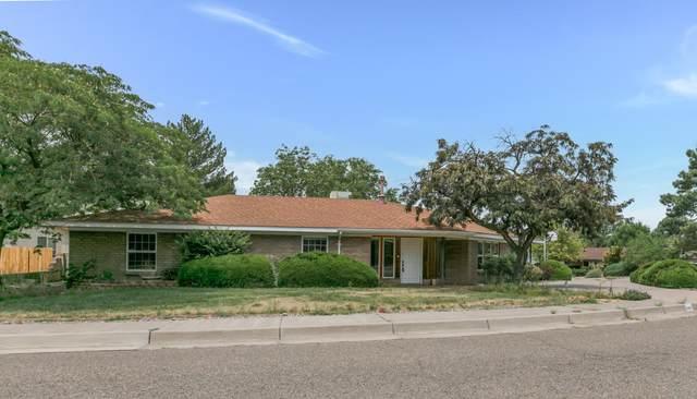 12612 Loyola Avenue NE, Albuquerque, NM 87112 (MLS #997414) :: Berkshire Hathaway HomeServices Santa Fe Real Estate