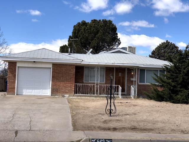629 Florida Street SE, Albuquerque, NM 87108 (MLS #997417) :: Berkshire Hathaway HomeServices Santa Fe Real Estate