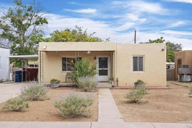 913 Madeira Drive SE, Albuquerque, NM 87108 (MLS #997420) :: Berkshire Hathaway HomeServices Santa Fe Real Estate