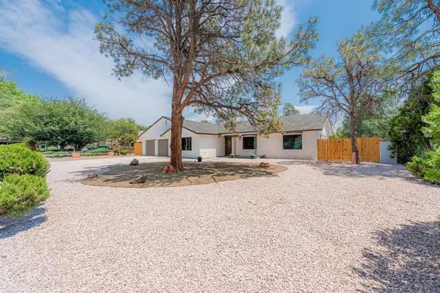 4118 Cherrydale Court NW, Albuquerque, NM 87107 (MLS #997425) :: Berkshire Hathaway HomeServices Santa Fe Real Estate