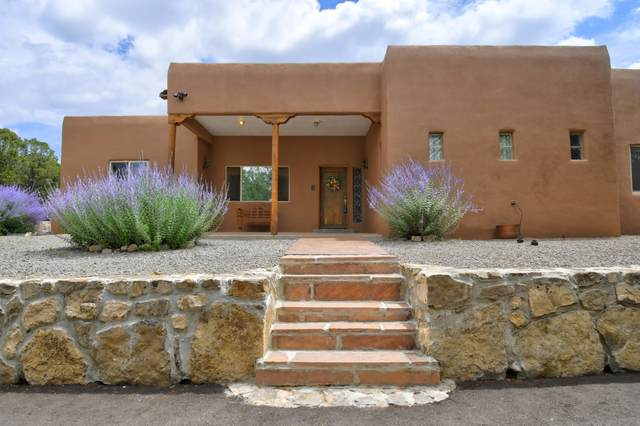 46 Richland Drive, Tijeras, NM 87059 (MLS #997434) :: Campbell & Campbell Real Estate Services