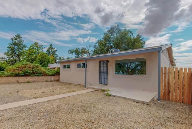 603 Valencia Drive SE, Albuquerque, NM 87108 (MLS #997440) :: Campbell & Campbell Real Estate Services