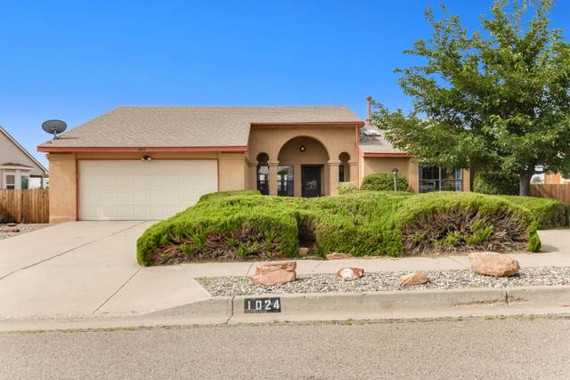 1024 Sandia Vista Road NE, Rio Rancho, NM 87144 (MLS #997452) :: Campbell & Campbell Real Estate Services