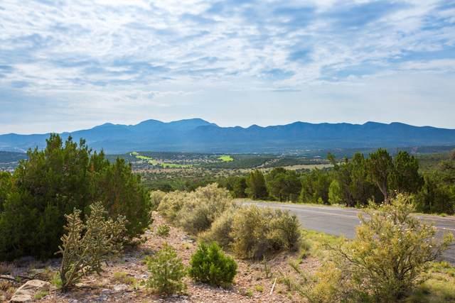 63-66 Prado Vista, Sandia Park, NM 87047 (MLS #997467) :: The Buchman Group