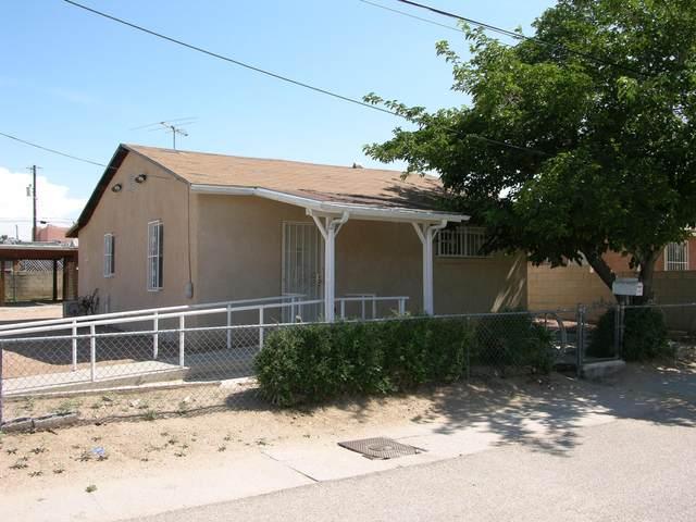 415 Gomez Avenue NE, Albuquerque, NM 87102 (MLS #997471) :: Berkshire Hathaway HomeServices Santa Fe Real Estate