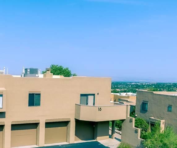 2900 Vista Del Rey NE 16B, Albuquerque, NM 87112 (MLS #997481) :: Campbell & Campbell Real Estate Services