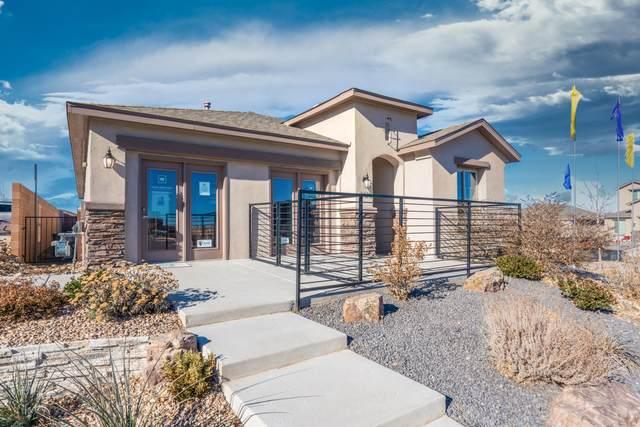 4485 Bald Eagle Loop NE, Rio Rancho, NM 87144 (MLS #997487) :: Campbell & Campbell Real Estate Services