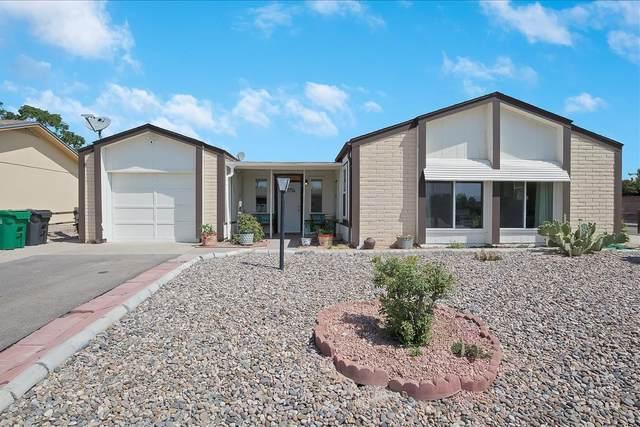 1611 Bunker Hill Court SE, Rio Rancho, NM 87124 (MLS #997490) :: Berkshire Hathaway HomeServices Santa Fe Real Estate
