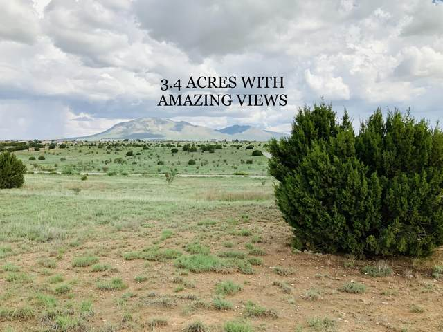 72 Hill Ranch Road, Edgewood, NM 87015 (MLS #997513) :: Campbell & Campbell Real Estate Services