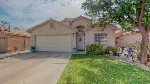 628 Via Canale SW, Albuquerque, NM 87121 (MLS #997514) :: Berkshire Hathaway HomeServices Santa Fe Real Estate