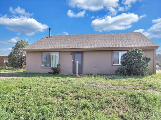 34 Equestrian Trail, Edgewood, NM 87015 (MLS #997515) :: Campbell & Campbell Real Estate Services
