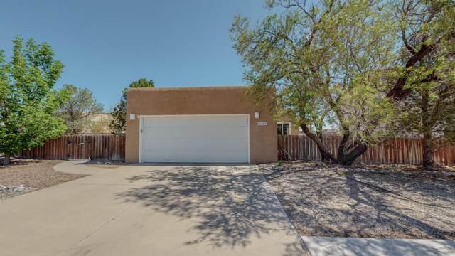 5413 Alberta Avenue NE, Rio Rancho, NM 87144 (MLS #997533) :: Berkshire Hathaway HomeServices Santa Fe Real Estate