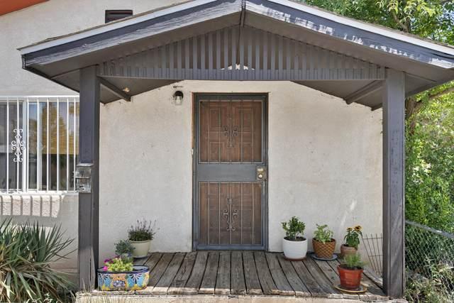 915 Iron Avenue SW, Albuquerque, NM 87102 (MLS #997582) :: Berkshire Hathaway HomeServices Santa Fe Real Estate