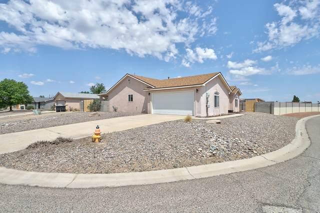 1 Alamosa Loop, Los Lunas, NM 87031 (MLS #997592) :: Sandi Pressley Team