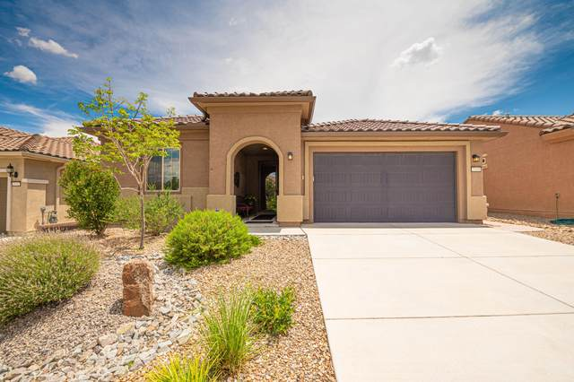 2108 Cave Creek Lane NW, Albuquerque, NM 87120 (MLS #997598) :: Campbell & Campbell Real Estate Services