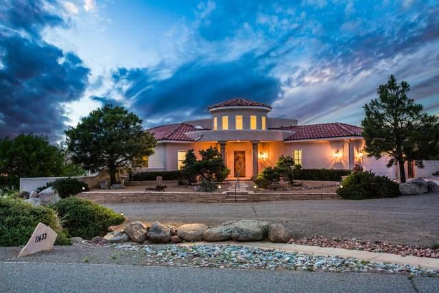 11433 San Bernardino Drive NE, Albuquerque, NM 87122 (MLS #997617) :: Campbell & Campbell Real Estate Services