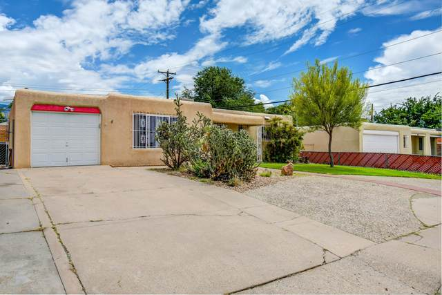 2616 Mary Ellen Street NE, Albuquerque, NM 87112 (MLS #997625) :: Berkshire Hathaway HomeServices Santa Fe Real Estate