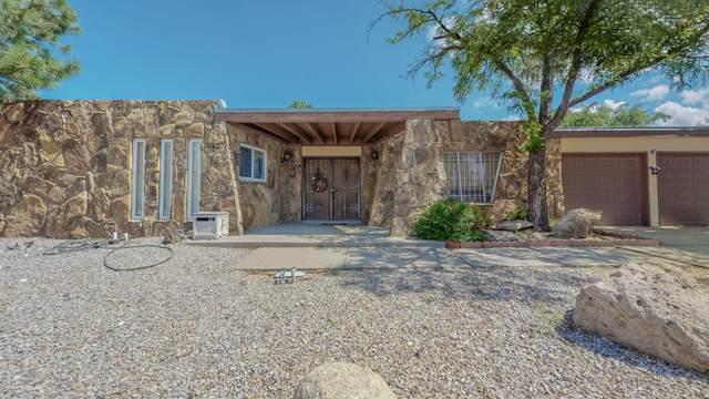 12409 Morrow Avenue NE, Albuquerque, NM 87112 (MLS #997632) :: Berkshire Hathaway HomeServices Santa Fe Real Estate