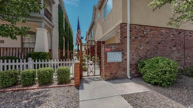 618 Coal Avenue SW, Albuquerque, NM 87102 (MLS #997642) :: Berkshire Hathaway HomeServices Santa Fe Real Estate