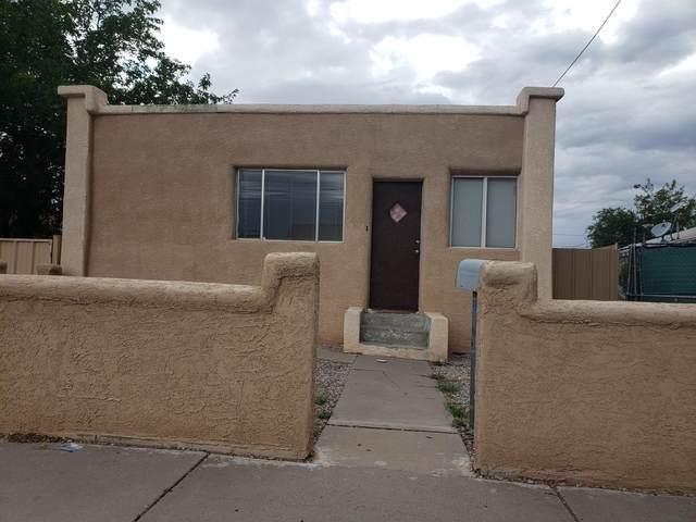 1505 3RD Street NW, Albuquerque, NM 87102 (MLS #997648) :: Berkshire Hathaway HomeServices Santa Fe Real Estate