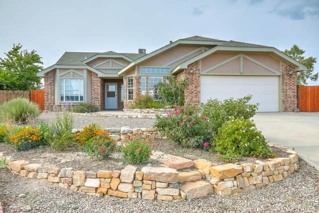 25 Ash Place, Los Lunas, NM 87031 (MLS #997653) :: Sandi Pressley Team