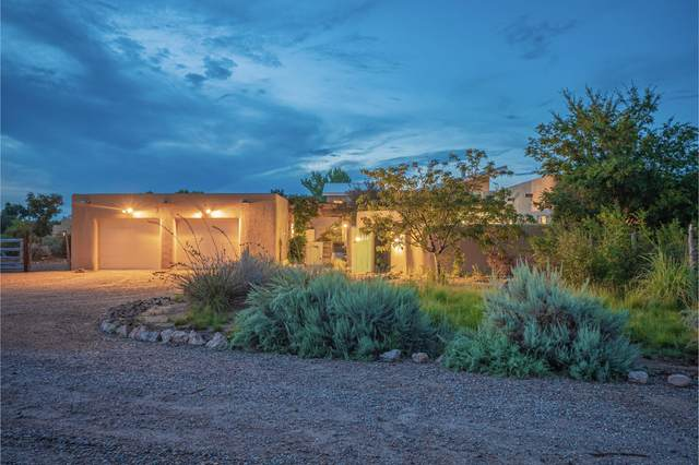46 Paseo Trinidad, Corrales, NM 87048 (MLS #997657) :: Campbell & Campbell Real Estate Services
