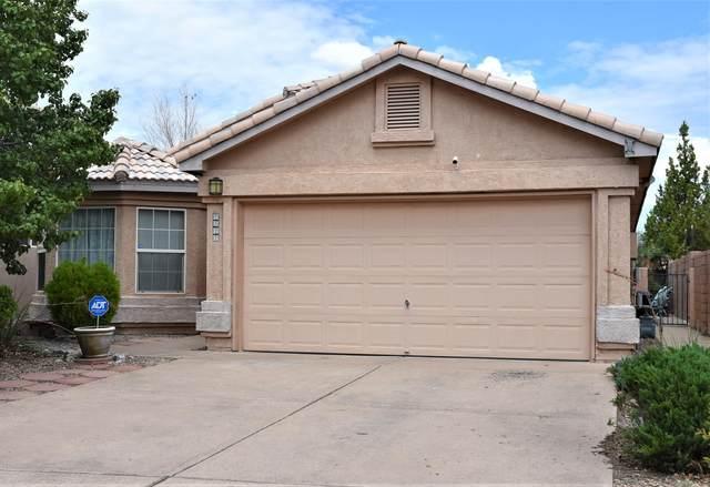 7527 Via Tranquilo Street SW, Albuquerque, NM 87121 (MLS #997666) :: Berkshire Hathaway HomeServices Santa Fe Real Estate