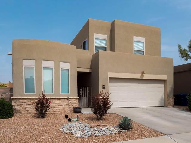 6105 Deergrass Circle NW, Albuquerque, NM 87120 (MLS #997672) :: Berkshire Hathaway HomeServices Santa Fe Real Estate