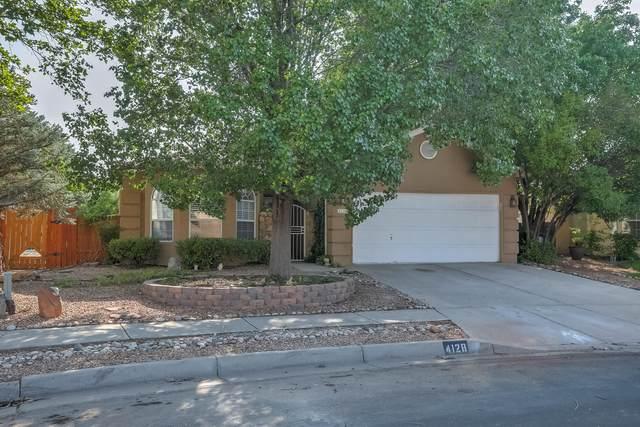 4128 Rancho Encanto Road NW, Albuquerque, NM 87120 (MLS #997674) :: Berkshire Hathaway HomeServices Santa Fe Real Estate