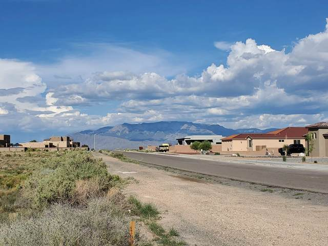 Lot 21 Kimmick Drive NW, Albuquerque, NM 87120 (MLS #997700) :: Campbell & Campbell Real Estate Services
