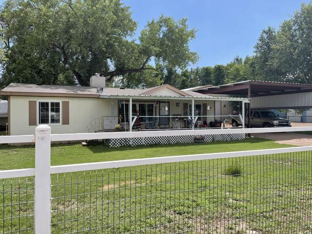 521 E River Road, Belen, NM 87002 (MLS #997706) :: Berkshire Hathaway HomeServices Santa Fe Real Estate