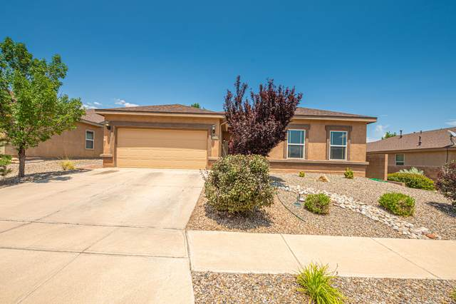 1220 Carnival Avenue NW, Los Lunas, NM 87031 (MLS #997718) :: Campbell & Campbell Real Estate Services